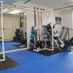 Gym Chris Burrows Personal Trainer Southampton